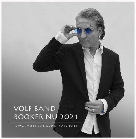 Volf Band booker nu 2021